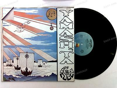 Stomu Yamash'ta, Come To The Edge - Floating Music IT LP 1972 RI /3