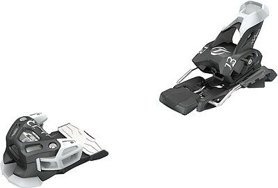 Tyrolia Attack 13 Ski Bindings, 85mm, Black/White