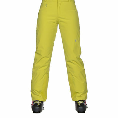 Spyder Winner Athletic Fit Womens Ski Pants ACID Size Small SOLD OUT RARE $180