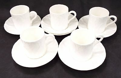 WEDGWOOD Bone China 11 Pieces Countryware Espresso Set Made In England - C33