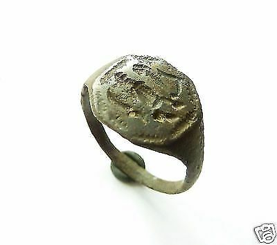 Post-medieval bronze ring (314) .