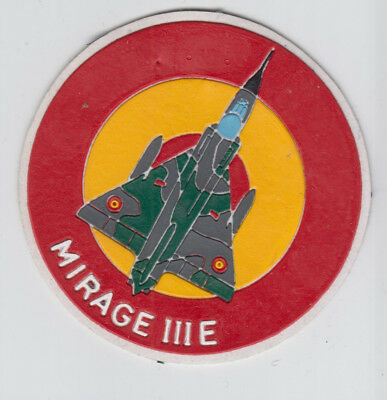 Patch Spain Albacete  Mirage Iii E  Parche