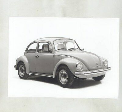 1974 Volkswagen Beetle ORIGINAL Factory Photograph wy7094