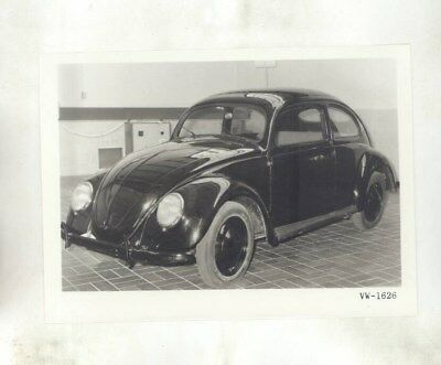 1938 Volkswagen Beetle ORIGINAL Factory Photograph wy7095