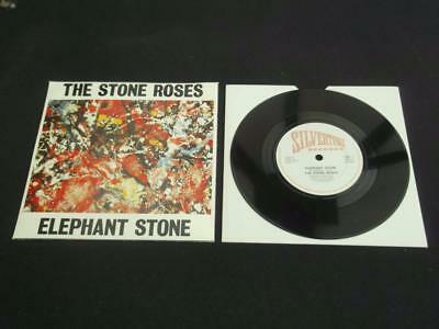 "The Stone Roses Elephant Stone 1990 Uk Press  7"" Vinyl Record Single Ex/ex"