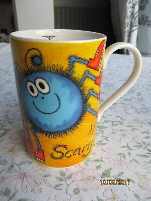 "UNUSED Dunoon ""Hairy Scarys"" Mug"