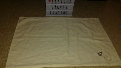 "Mothercare Winnie The Pooh Range Cot/cotbed Sized Pillowcase 23X15.5"" Euc"