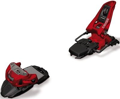 Marker Squire 11 Ski Bindings, 110mm, Red