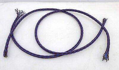 Kimber 8TC  Hi-Fi Mains Cable - Two Runs - Approx 1m Each Unterminated