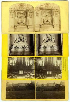 Berkshire: Windsor Castle & St George's Chapel, 4 views, one by Taylor & Sons
