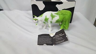 Cow Parade Clean Jean the Green Holstein No. 7251