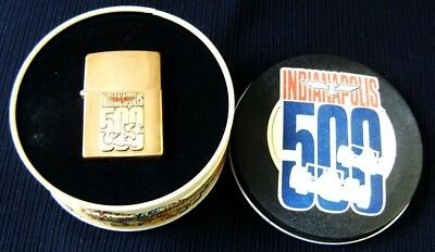 1994 Zippo Lighter Collectable Indianapolis Indy 500