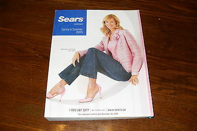 SEARS 2005 Spring / Summer   Canadian Catalog