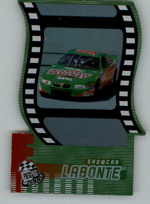 2000 Press Pass Showcar Die Cuts Nascar Racing Pick From List