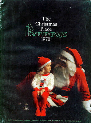 The Christmas Place Penneys 1970 Christmas Catalog