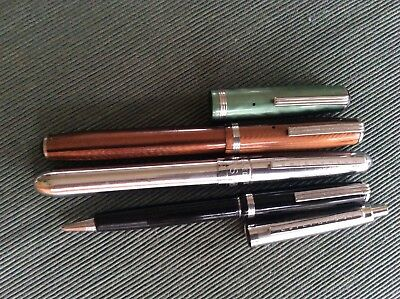 Lot of Esterbrook Vintage Fountain Pen and Parts