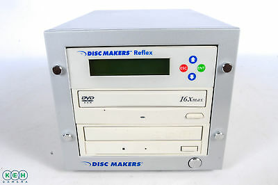 Disk Makers Reflex CD, Dvd Writer