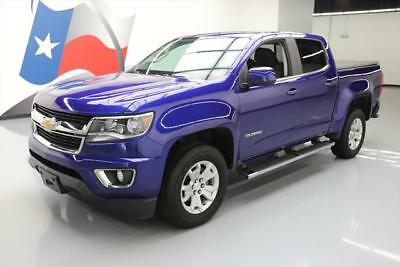 2016 Chevrolet Colorado LT Crew Cab Pickup 4-Door 2016 CHEVY COLORADO LT CREW BLUETOOTH REAR CAM 26K MI #100927 Texas Direct Auto