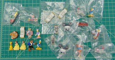 Disney Collector Packs Park Series One/1 Lot of 23 Figures
