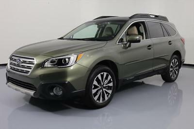 2016 Subaru Outback  2016 SUBARU OUTBACK 3.6R LIMITED AWD SUNROOF NAV 28K MI #253882 Texas Direct