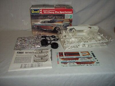 revell charles carpenter 55 chevy pro-sportsman kit