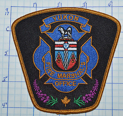 Canada, Yukon Fire Marshal's Office Patch