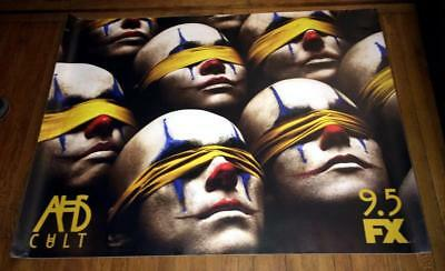 American Horror Story Cult Ahs Cult 5Ft Subway Poster #1 2017