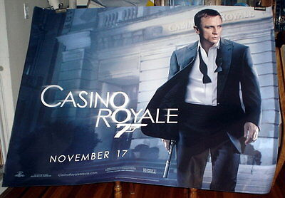casino royale movie poster 27x40