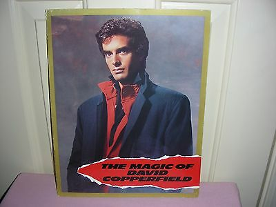 The Magic of David Copperfield - Tour Book 1986