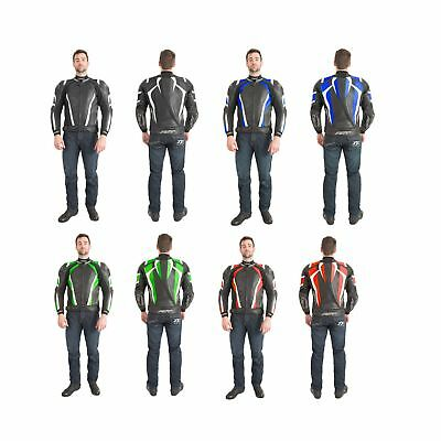 RST Pro Series CPX-C Full Grain Leather Bike/Motorcycle Riding Jacket