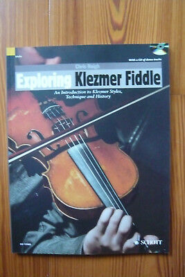 Chris Haigh. Exploring Klezmer Fiddle  - Mängelexemplar