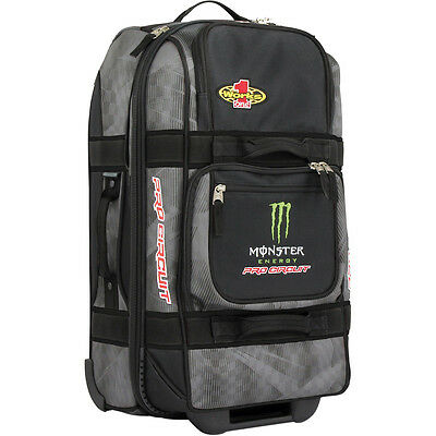 Backpack Bag Commander Carry-On Bag Monster Energy Pro Circuit