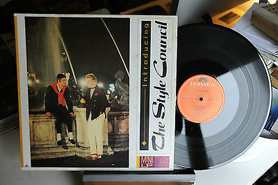 """The Style Council - Introducing - Vinile Lp 33 Giri - 12"""""""