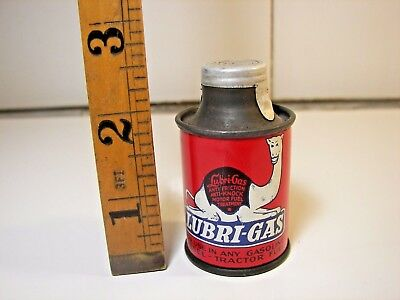 Rare Ad Motor Booster Sample Size Tin Can 1950s Camel Chicago Auto Blechdose