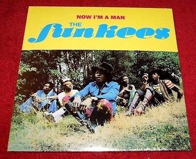 The Funkees Now I'm A Man - Pmg Lp Reissue Psych Funk Afrobeat Lp New & Sealed!