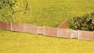 Wills Oo Scenic Series Ss44 Larch Lap Fencing Wss44
