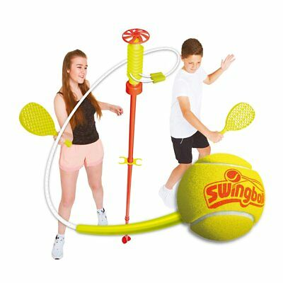 MOOKIE Swingball Outdoor Tennis Classic Kids Garden Play 1-2 Player 160cm 7104MK