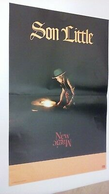 ^ POSTERS by SON LITTLE new magic Rare Promo for the album cd