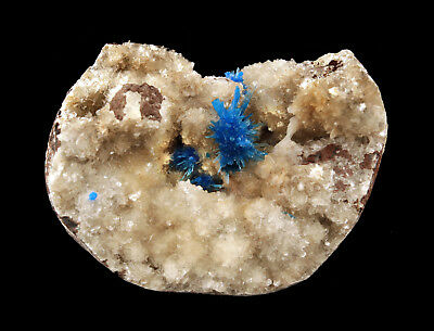 Pentagonite Flower On Heulandite # 1902