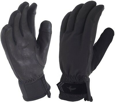 Sealskinz All Season Waterproof Gloves - Black