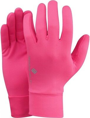 Ronhill Classic Running Gloves - Pink