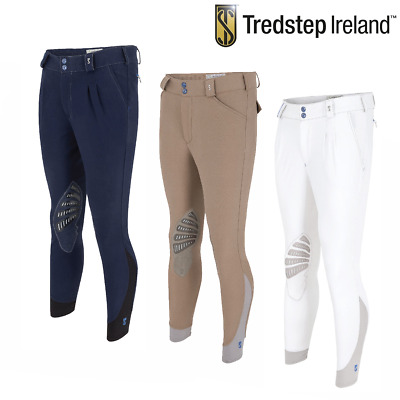 Tredstep Azzura Pro Gents Knee Patch Breeches **SALE** **FREE UK Shipping**