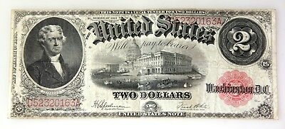 USA Two Dollars Banknote Series of 1917, PIC 188