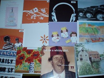 200 * Greeting Cards * ~ Birthday/Blank ~ great mix!
