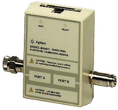 Keysight/Agilent 85092C RF Electronic Calibration Module with option MOF