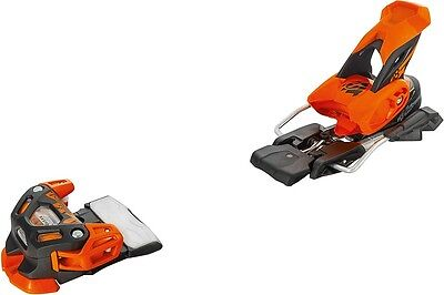 Tyrolia Attack 18 X Ski Bindings, 110mm, Orange/Black