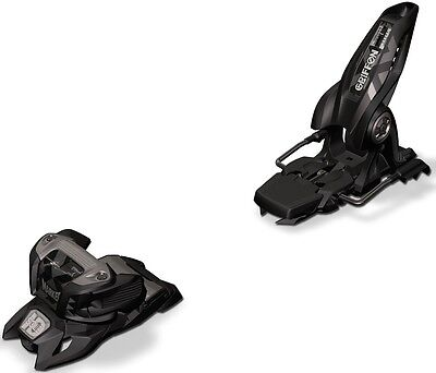 Marker Griffon ID Ski Bindings, 110mm, Black