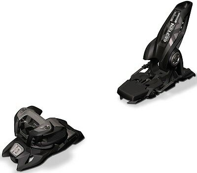 Marker Griffon ID Ski Bindings, 90mm, Black