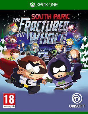 South Park The Fractured But Whole Xbox One Game - Brand New!