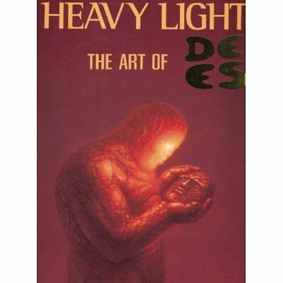 Heavy Light: A Journey of Transformation Through the Art of De Es : Selected Ima